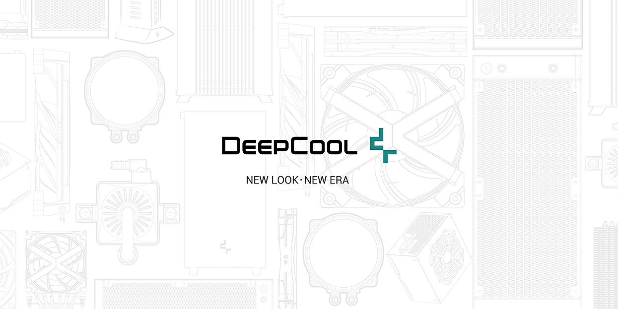DeepCool Introduces a New Brand Identity
